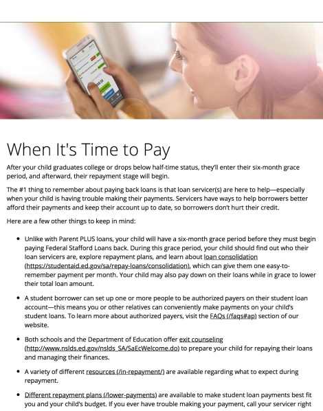 nelnetcom - When It's Time to Pay